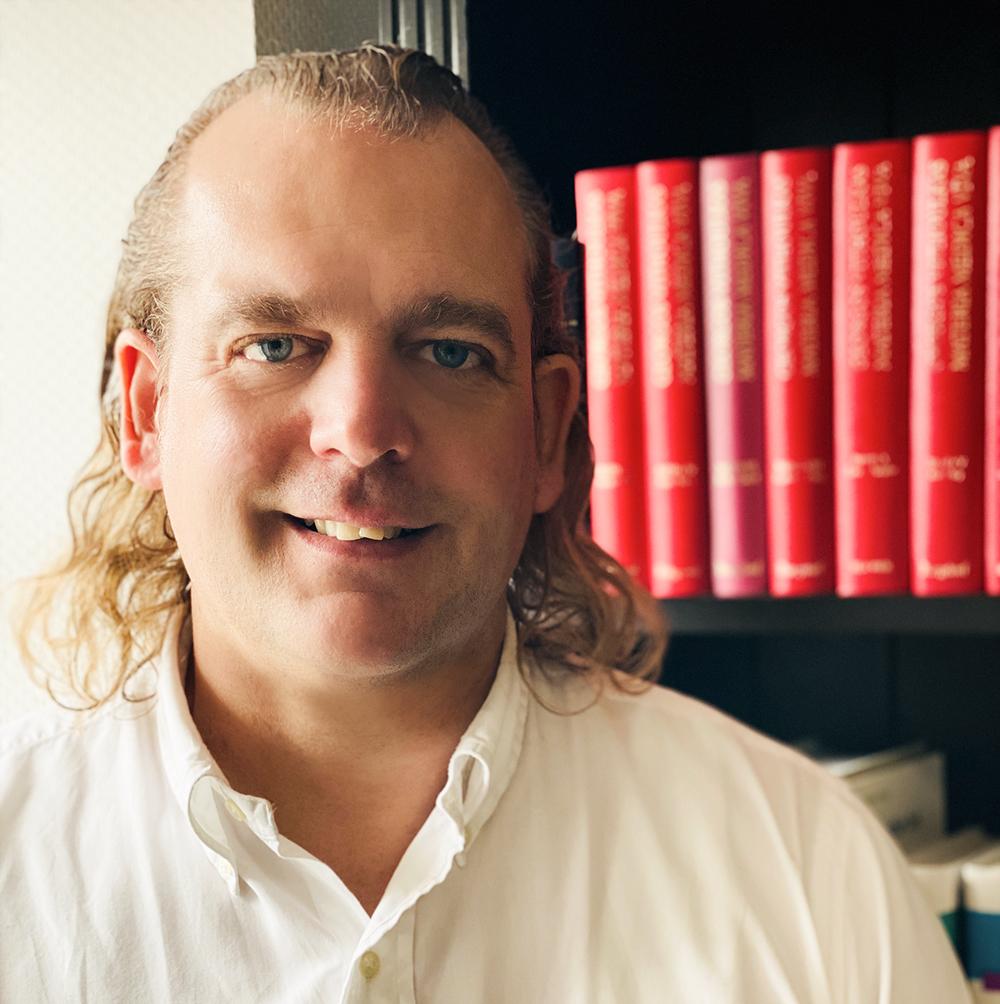 Erfinder NEURASAN® Markus Gross